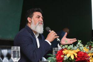 Jorge Vianna fala sobre valorização dos servidores - Foto: Wilter Moreira